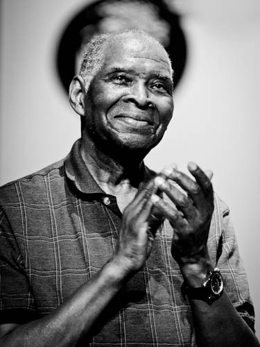 Muhal Richard Abrams | by Peter Gannushkin
