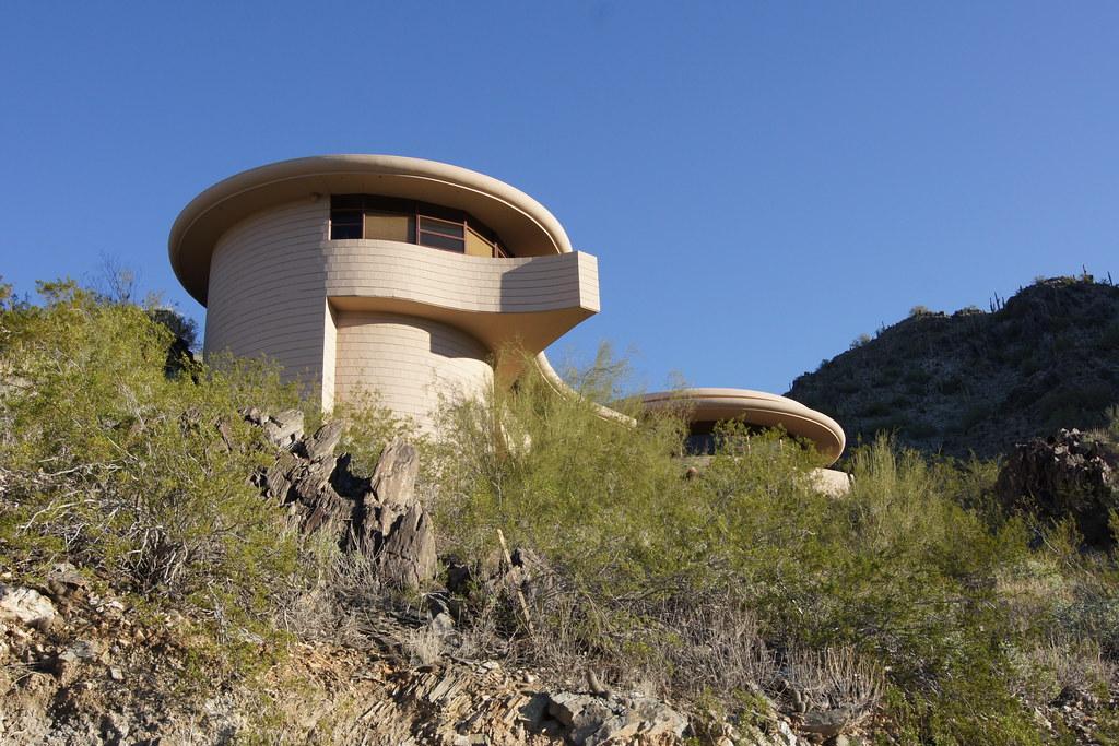 Norman Lykes house | Phoenix, AZ. Frank Lloyd Wright ...