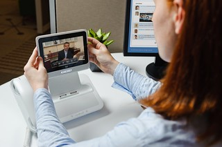 Cisco Cius Mobile Collaboration Business Tablet | by Cisco Pics