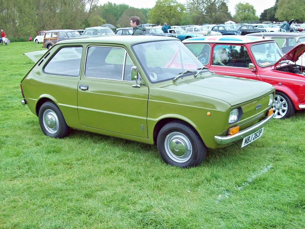 44 Fiat 133 1976 Fiat 133 1974 82 Engine 843 Cc