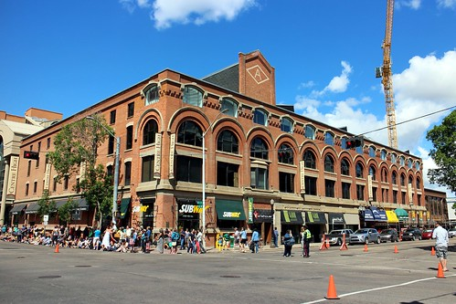 Edmonton Boardwalk Restaurants