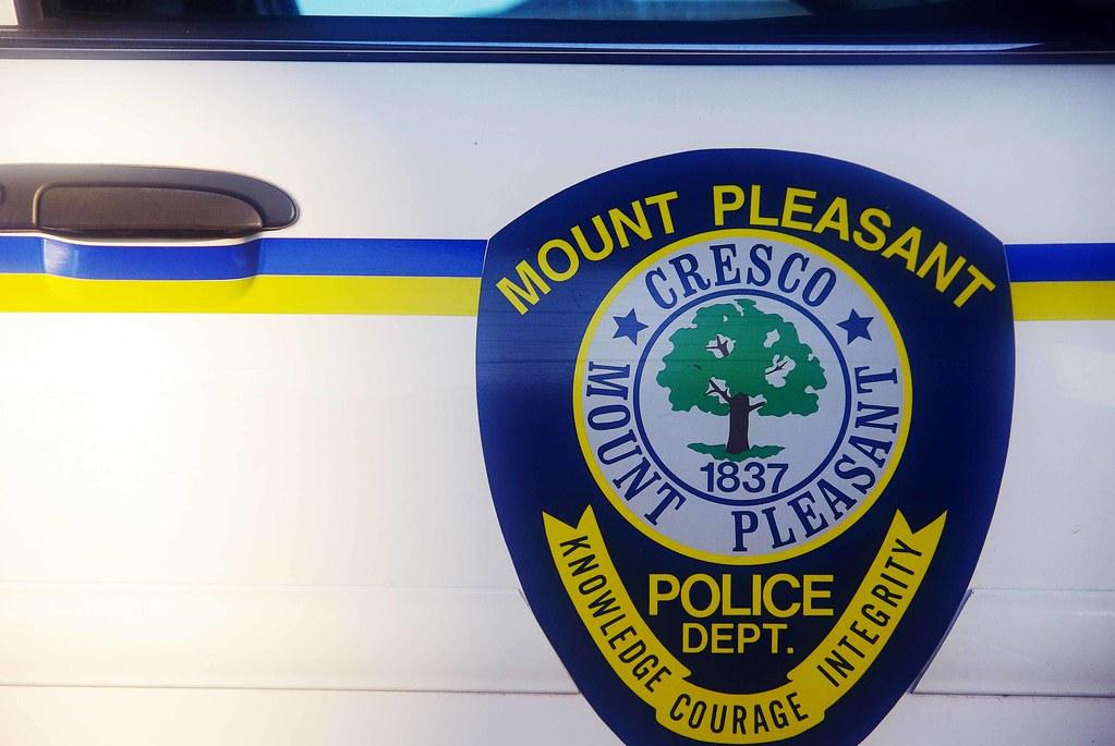 Mount Pleasant Car Park Disabled Spaces