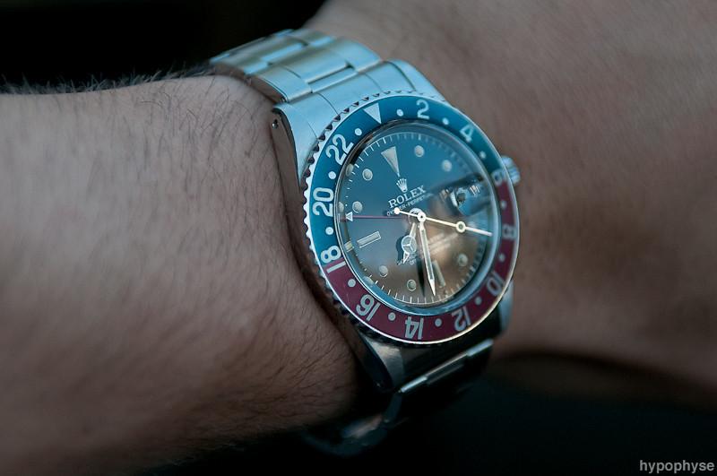 Rolex GMT-Master 1675 PCG