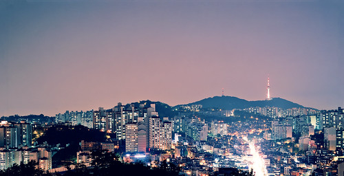 Seoul #80 -drumscan | by Thomas Birke