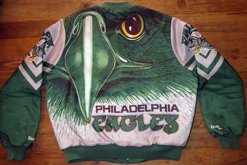 Eagles Chalk Line Jacket That I Must Own So I Had A