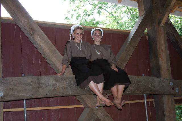 Amish Girls  Flickr - Photo Sharing-8438