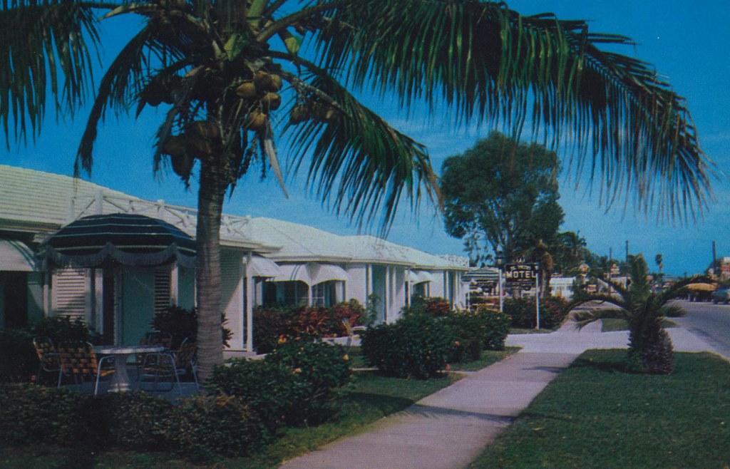 el patio motel west palm beach florida broadway at. Black Bedroom Furniture Sets. Home Design Ideas
