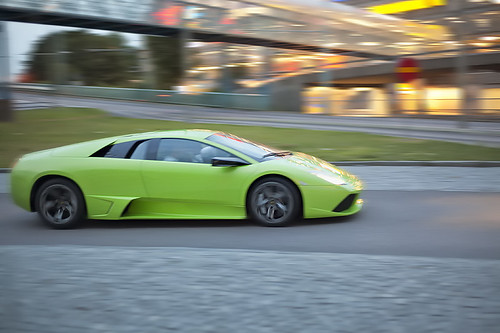 Green and fast | by Pierre Pocs