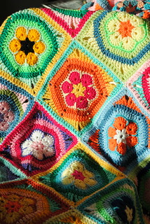 Crochet blanket | by Gilly Lilly
