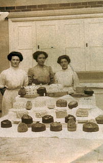 Edwardian cake stall or competition | by lovedaylemon
