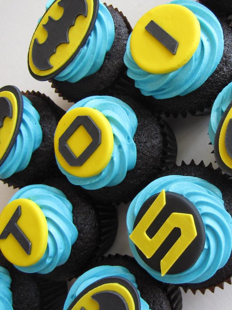 Batman Birthday Cake Pics