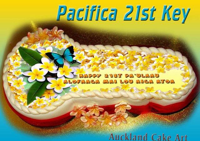 Key Cake Designs For 21st Birthday : PACIFICA 21ST KEY BIRTHDAY CAKE PACIFICA 21ST KEY ...