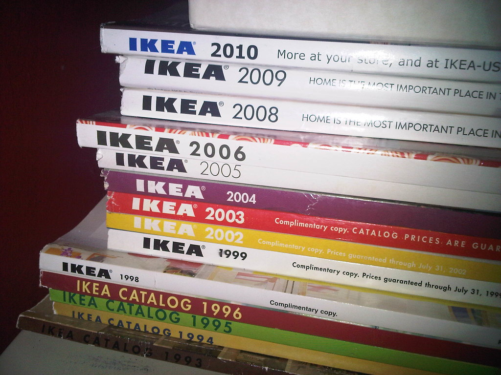 2011 Ikea Catalog requested the 2011 catalog @ getmycatalog. anyone have… | flickr