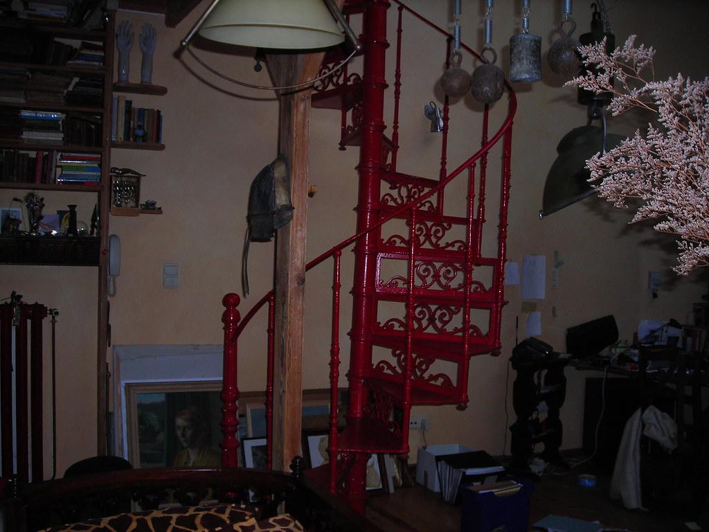 Interieur constant trap kims flickr