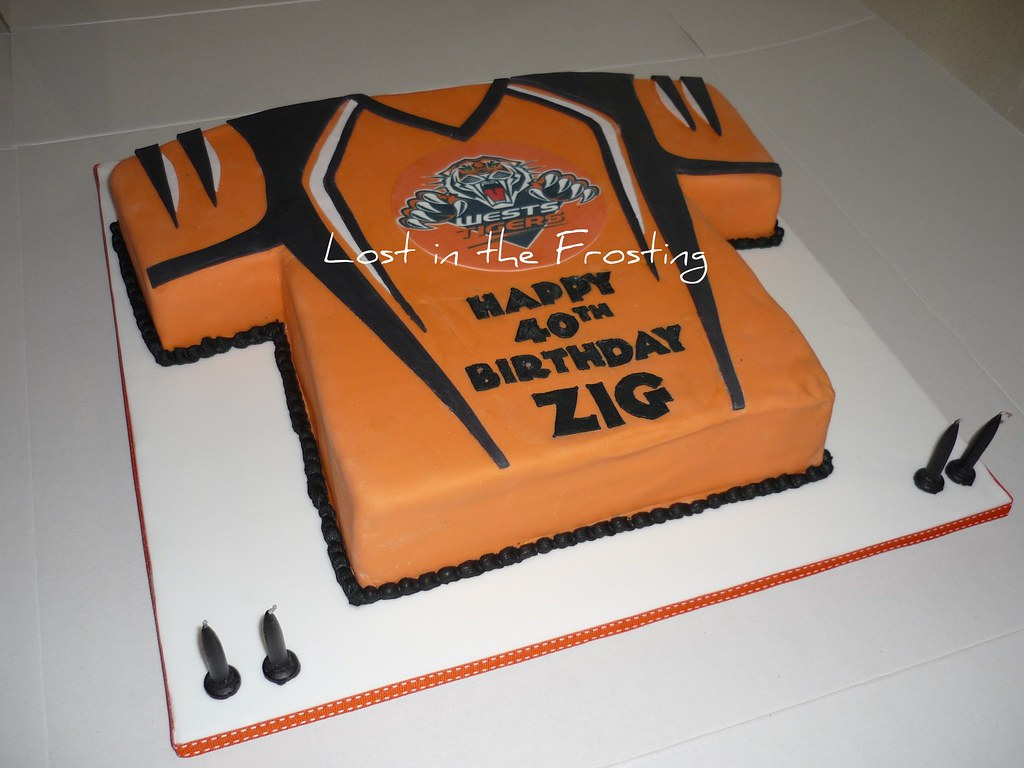 Nrl Cake Ideas