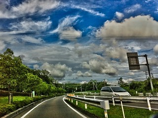 iPhone 4 Oloneo PhotoEngine test-0811-Miki city 三木市歴史の森入り口あたり-HDR | by pinboke_planet