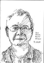 Joan Ramon Farré Burzuri by Exilio Cósmico