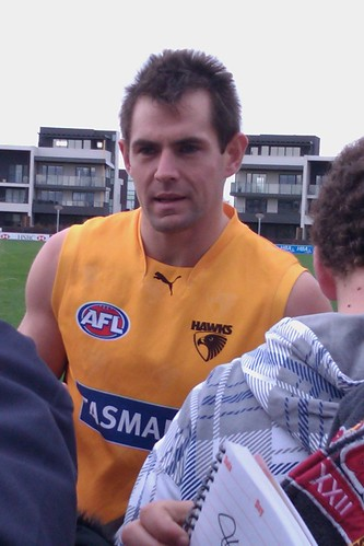 Luke Hodge | by The Malones