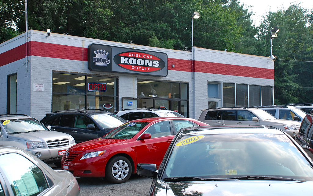 Koons Used Car Outlet Arlington