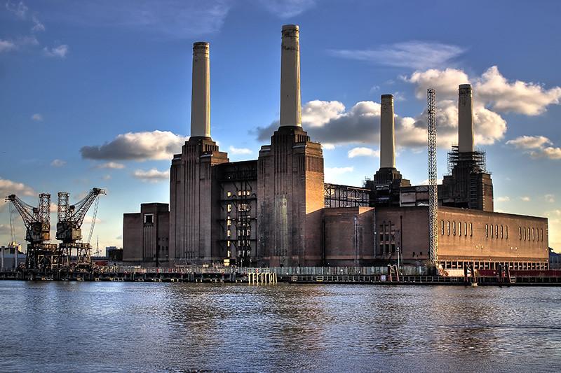 battersea powerstation battersea power station is a now