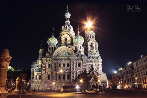 Church of the Savior on Blood | by ㄚ ᴰᴿᴱᴬᴹᴱᴿ
