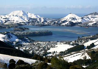 Port Chalmers, nz | by travelling-light
