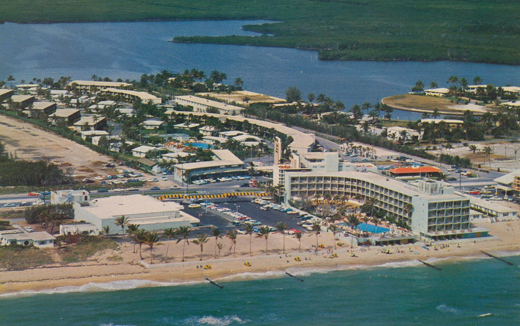 Golden Gate Hotel, Motel, Cottages & Apartments - Miami, Florida