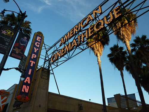 American Cinematheque Sign, Los Angeles | by Truus, Bob & Jan too!