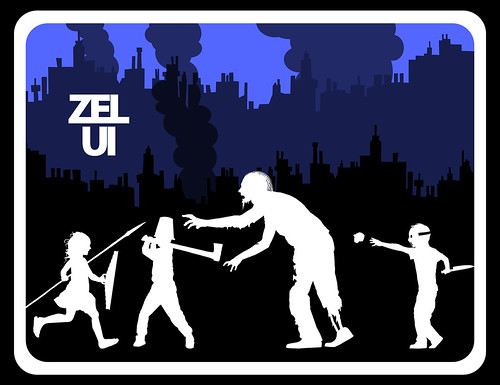 Zombie Extermination League - Urban Irregulars | by Jordan.A.