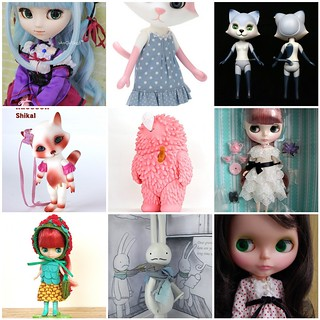 some dolls I love | by merwing✿little dear