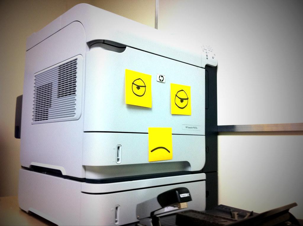 sign printer