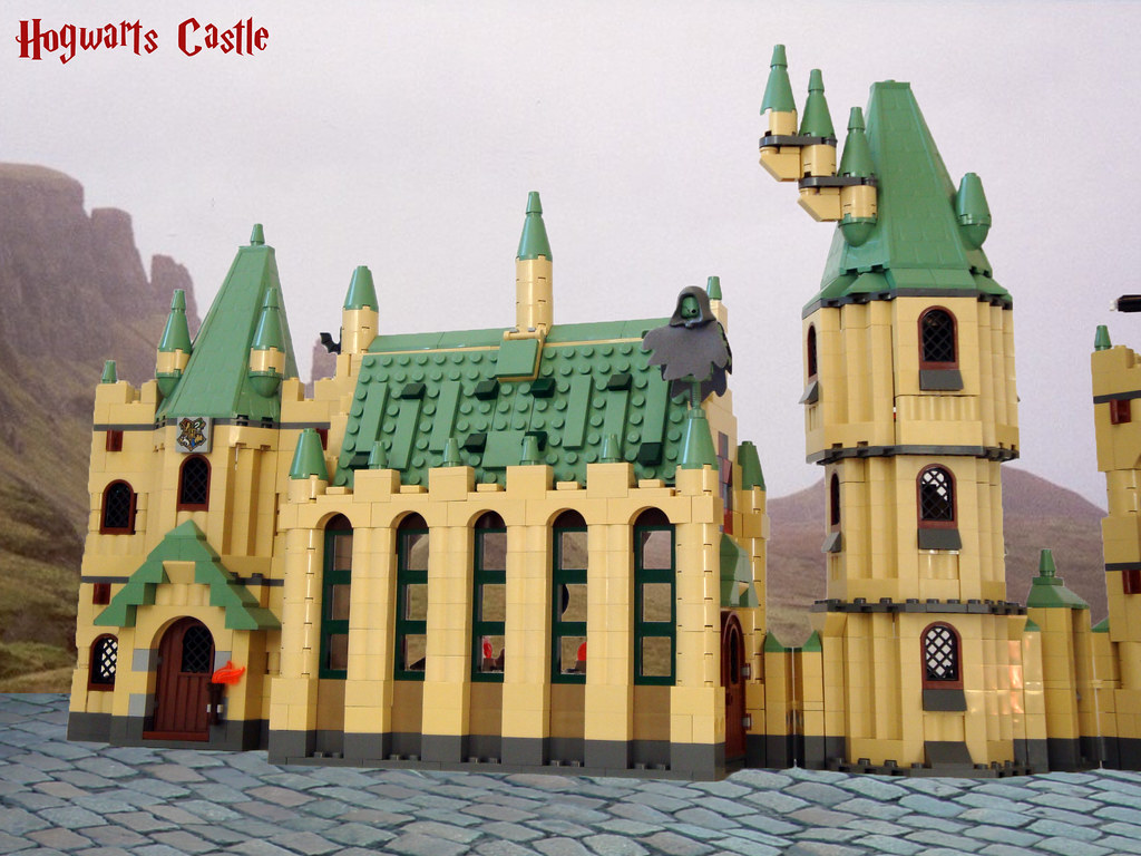 hogwarts castle great hall - photo #34