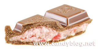 Ritter Sport Milk Chocolate with Strawberry Creme | by cybele-