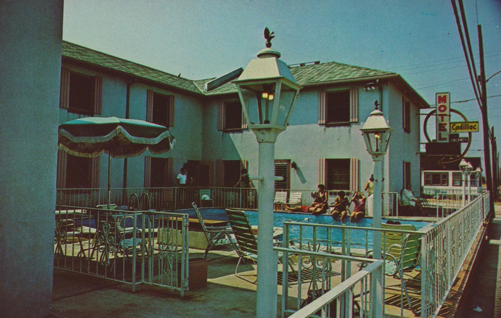 Cadillac Motel - Seaside Heights, New Jersey