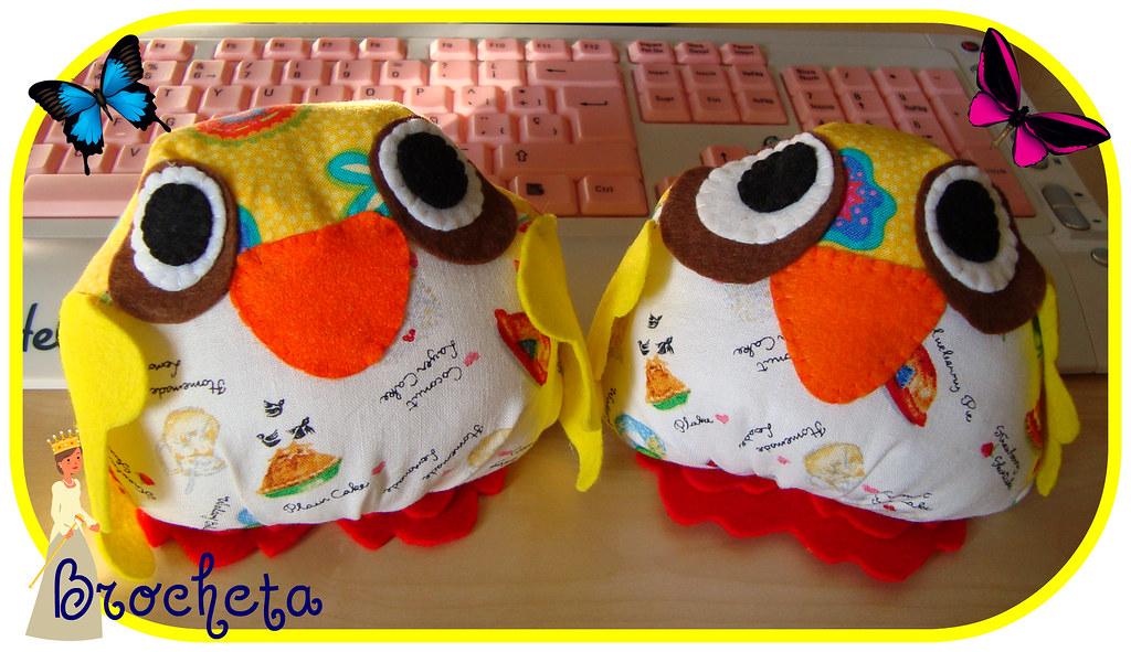 Buhos De La Suerte Buhos Para Mis Amigos Iván Y Santa Par Flickr