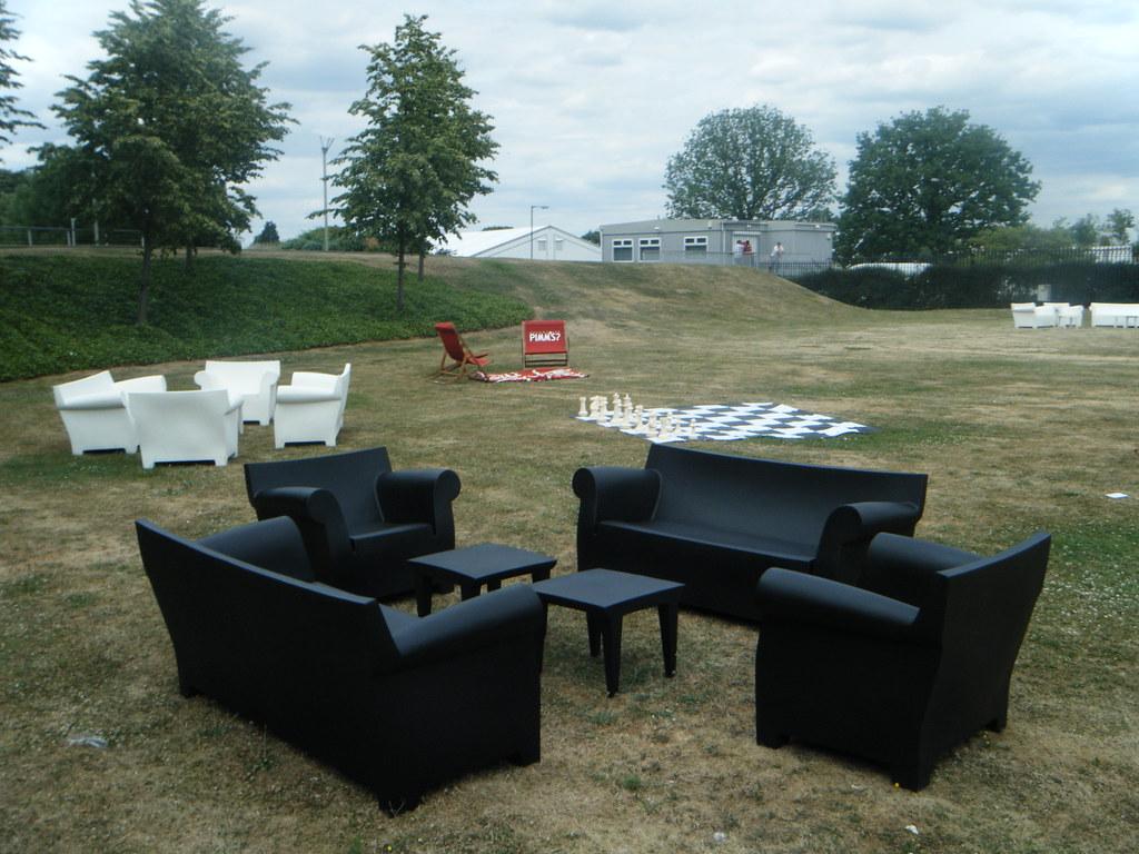 bubble club chair black bubble club table black bubb flickr. Black Bedroom Furniture Sets. Home Design Ideas