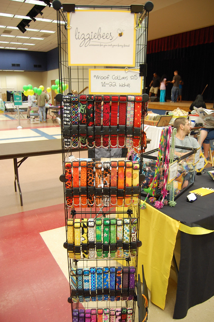 Diy Dog Collar Display