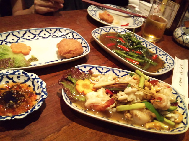 【カレー食べ歩き】新宿 タイ国料理「バンタイ」   …