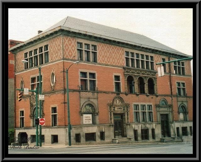 Springfield Oh Lagonda Club Building Flickr Photo