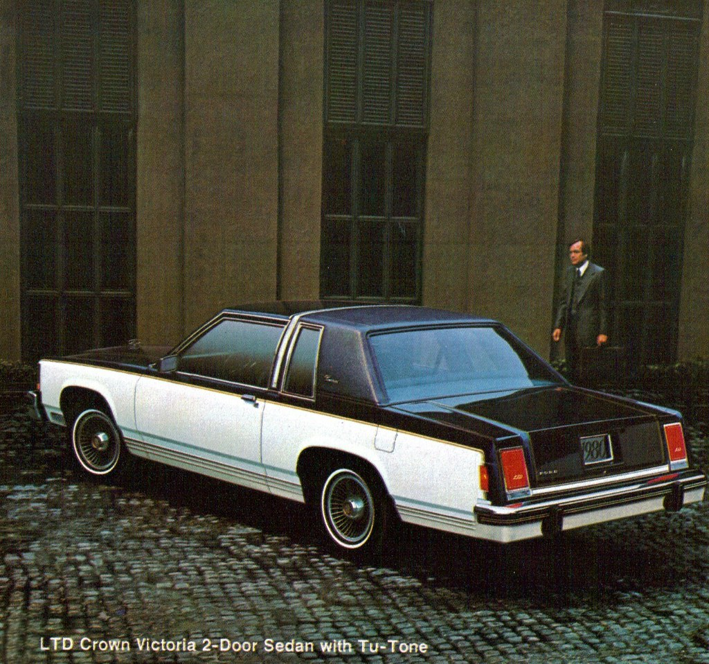 Ltd Ford Crown Victoria Coupe By Coconv
