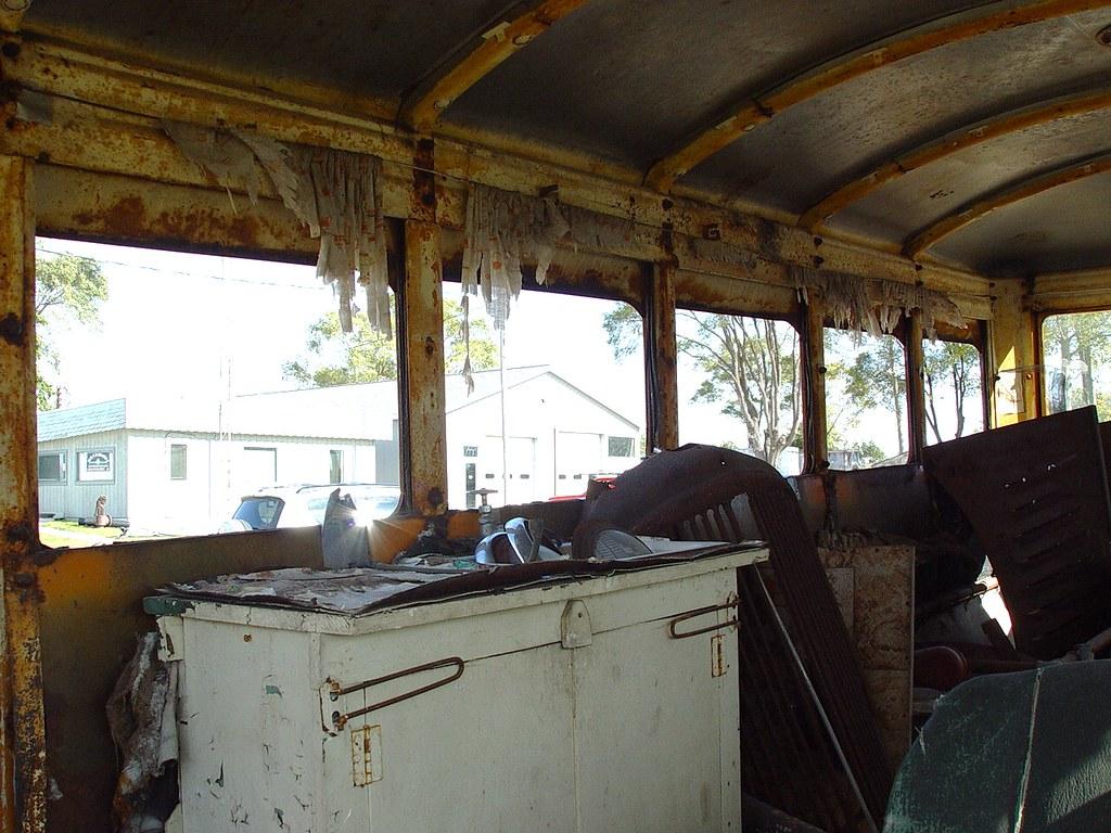 ... Antique School Bus   1930u0027s Era   Interior | By Randomroadside