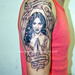 Custom Angel Tattoo #11