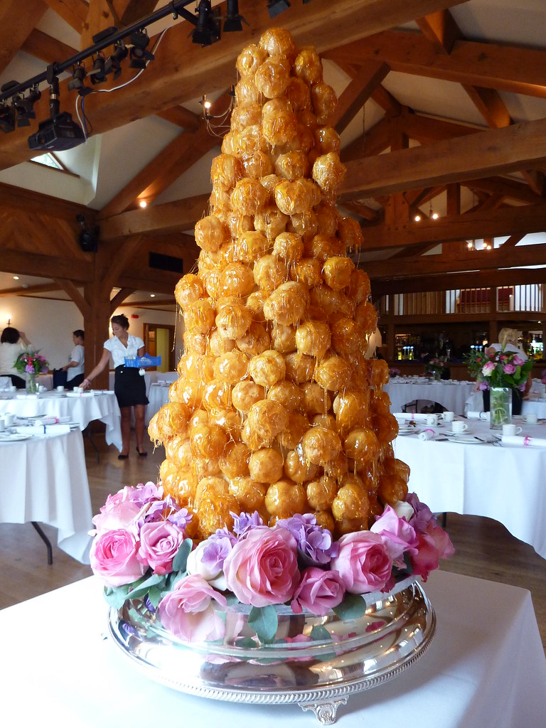 how to make a french wedding cake