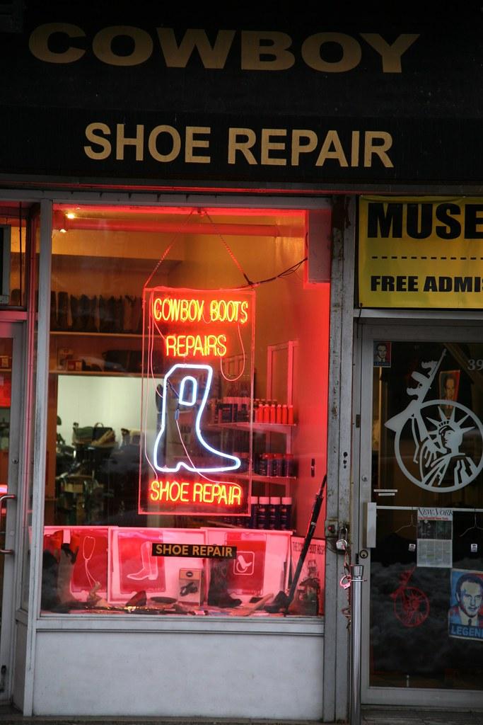 Shoe Repair North Gainesville Georgia