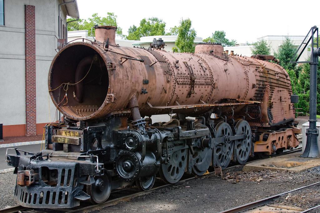 Cd993 Nyc Niagara Train Spotting At The New Hope And
