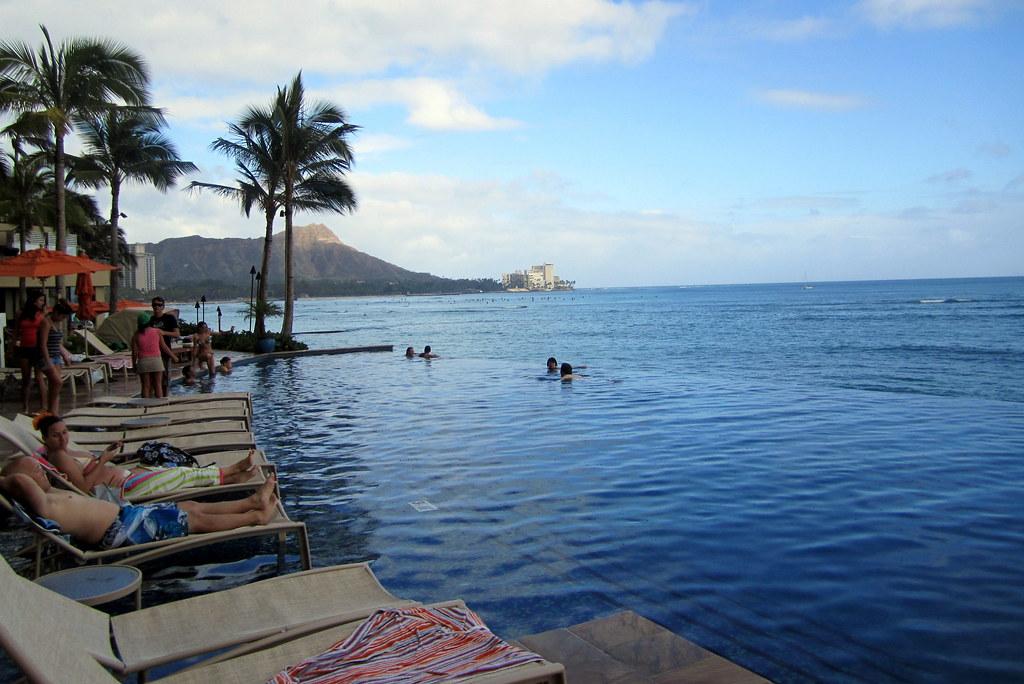 O Ahu Honolulu Waikīkī Sheraton Waikīkī Hotel Infin