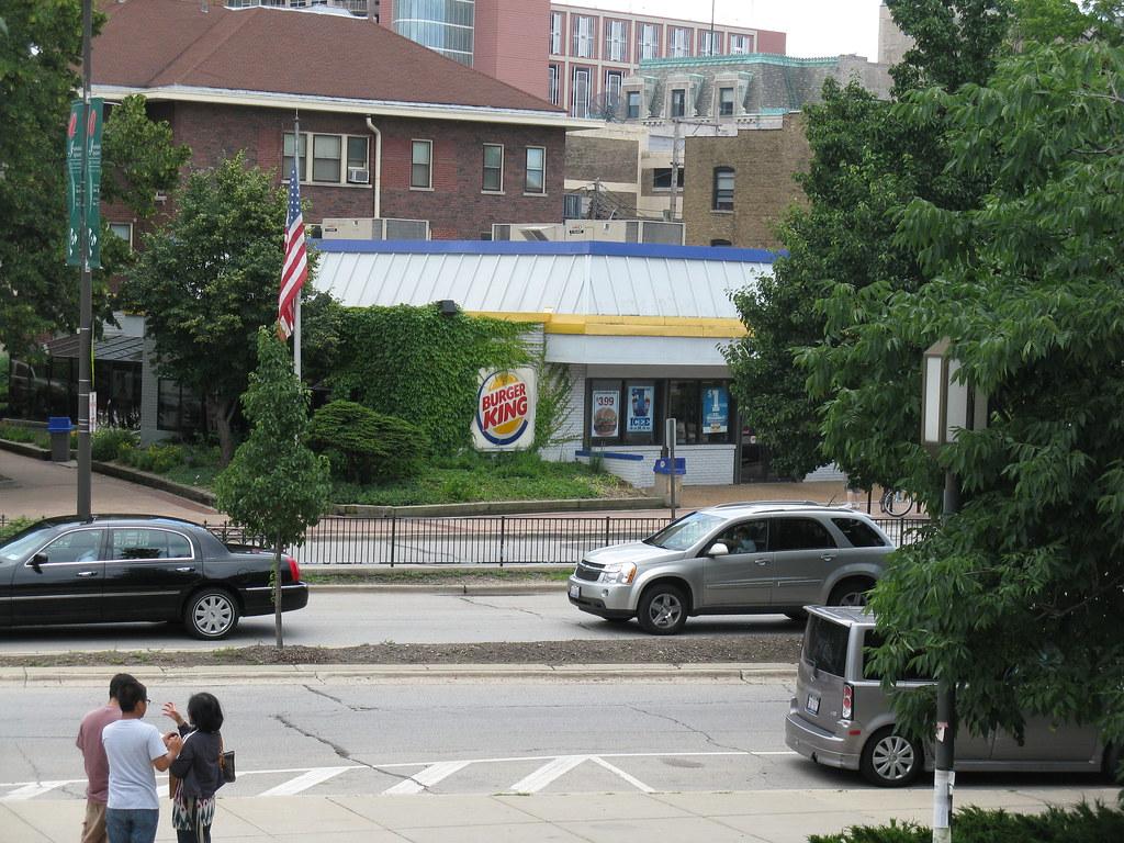 Worst Fast Food Burger In America