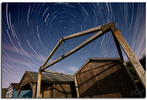 West Witterings Startrails | by Aaron_Bennett