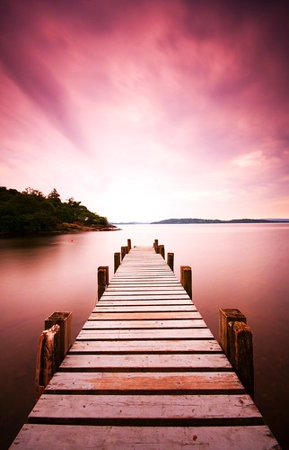 Jetty at Sallochy | by Semi-detached