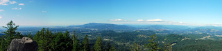 Eugene from Spencer Butte | by beeron2003